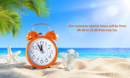 summer service hours