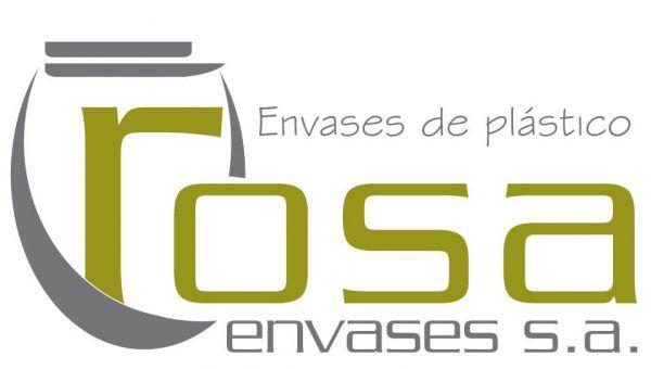 Rosa Envases Logo