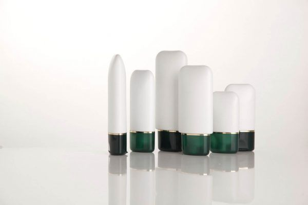 botellas envase cosmetico