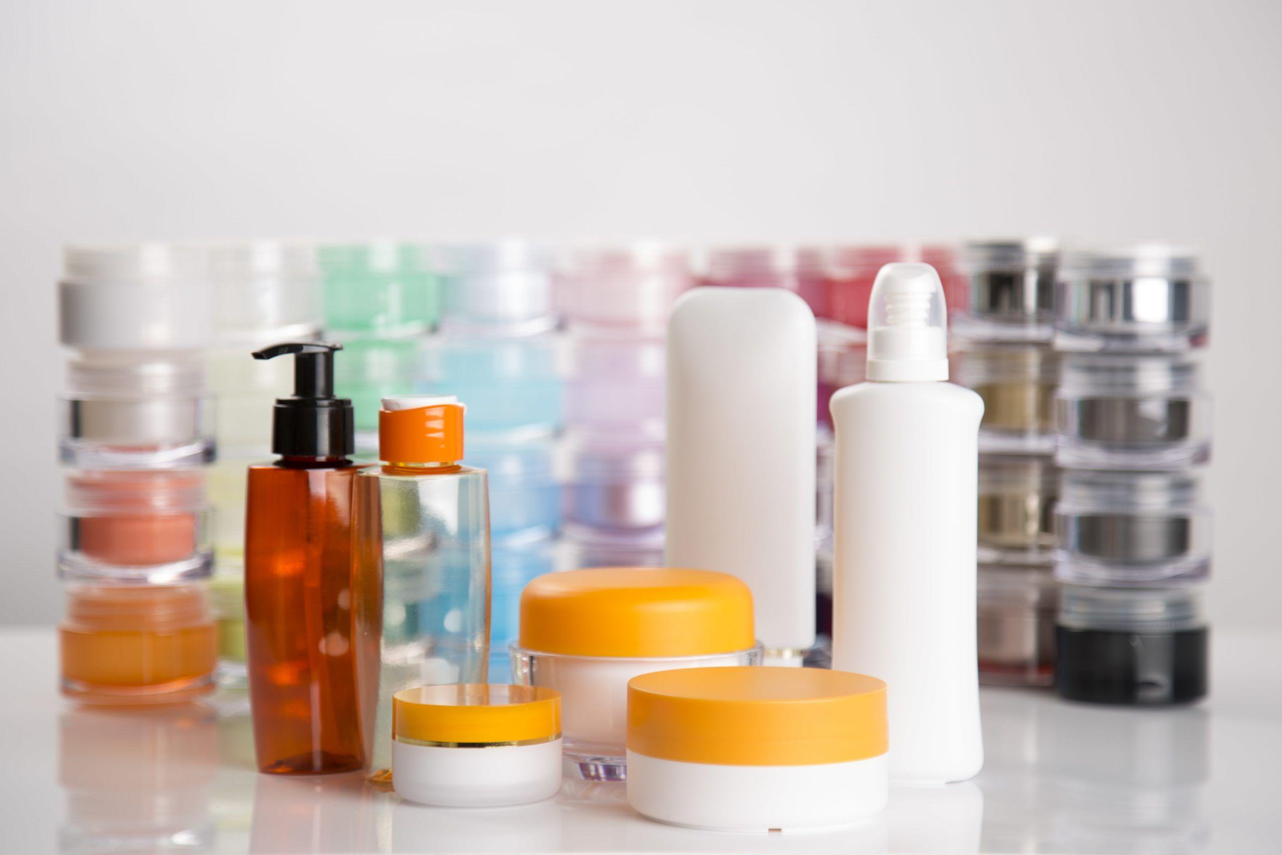 envases plásticos para cosméticos