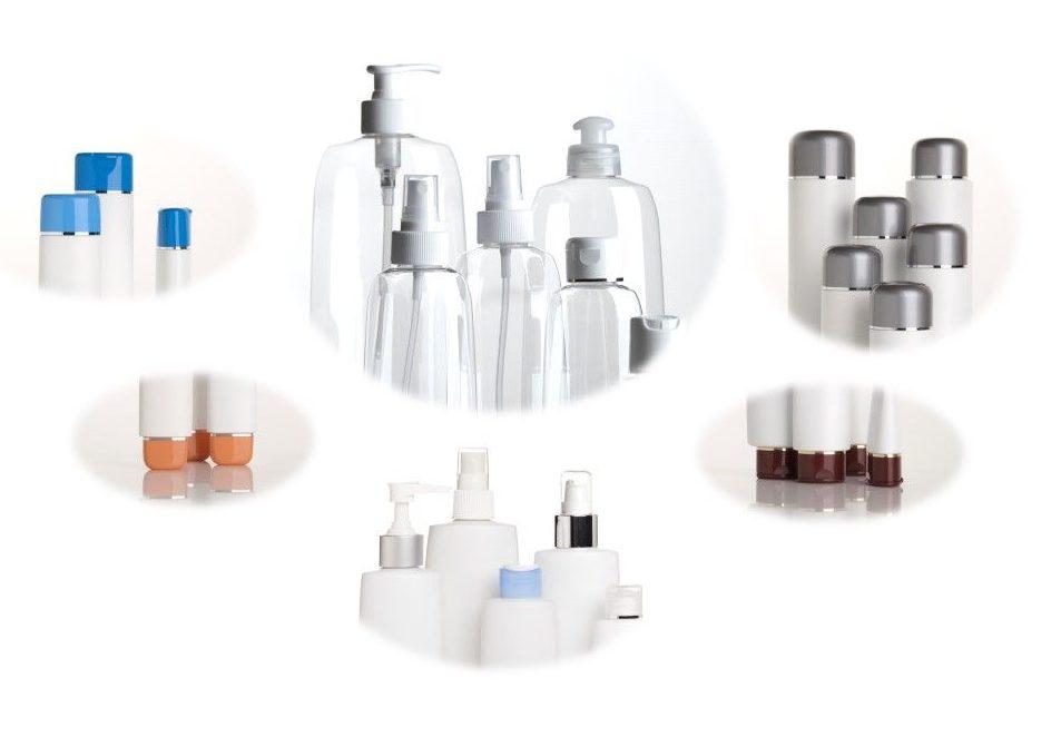 tapones para envases cosméticos