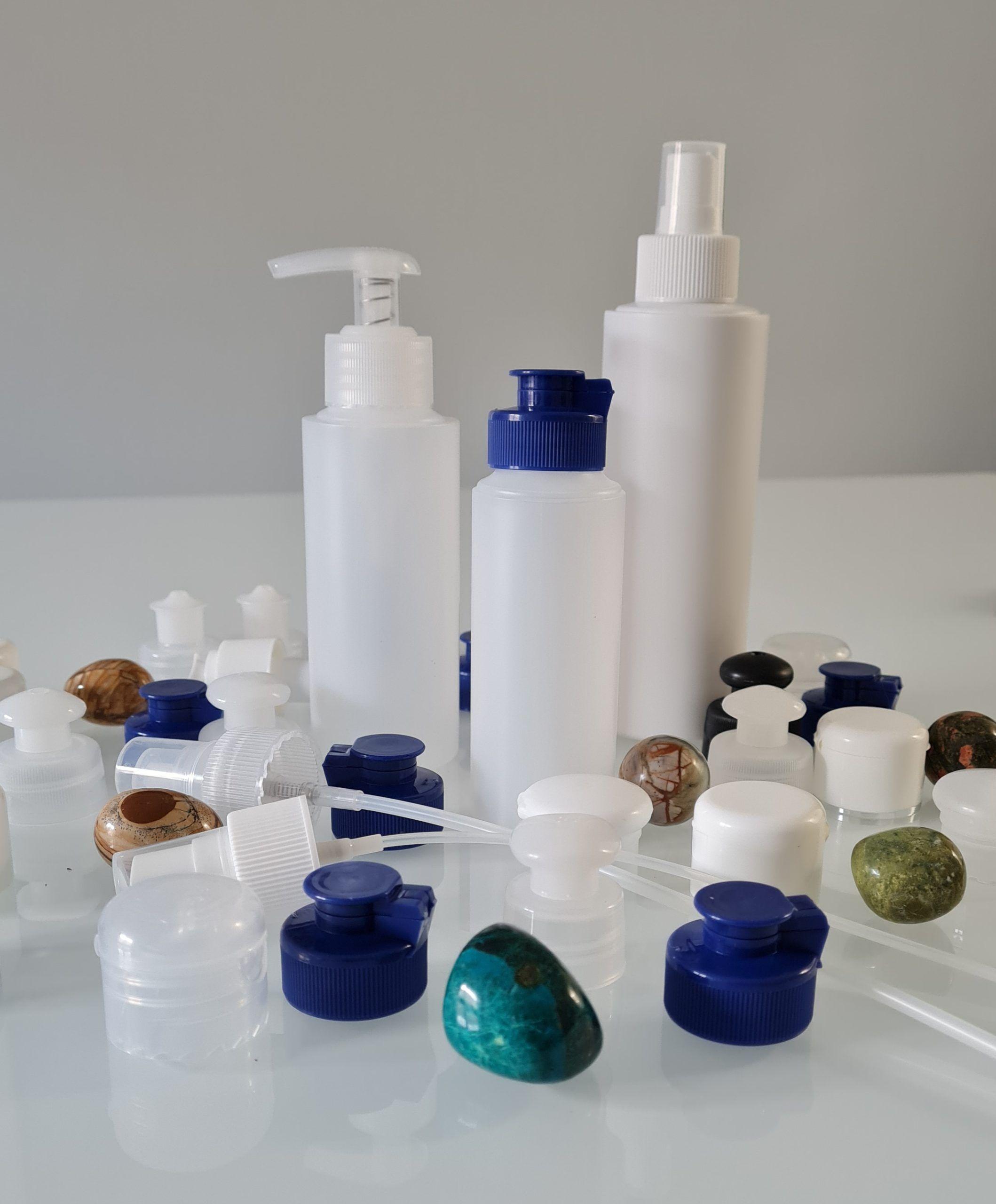 Envases gel hidroalcohólico