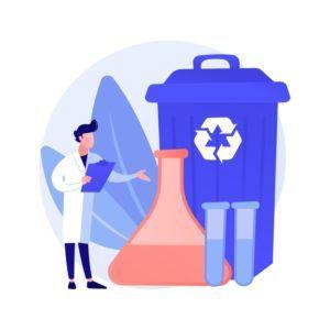 El reciclado químico