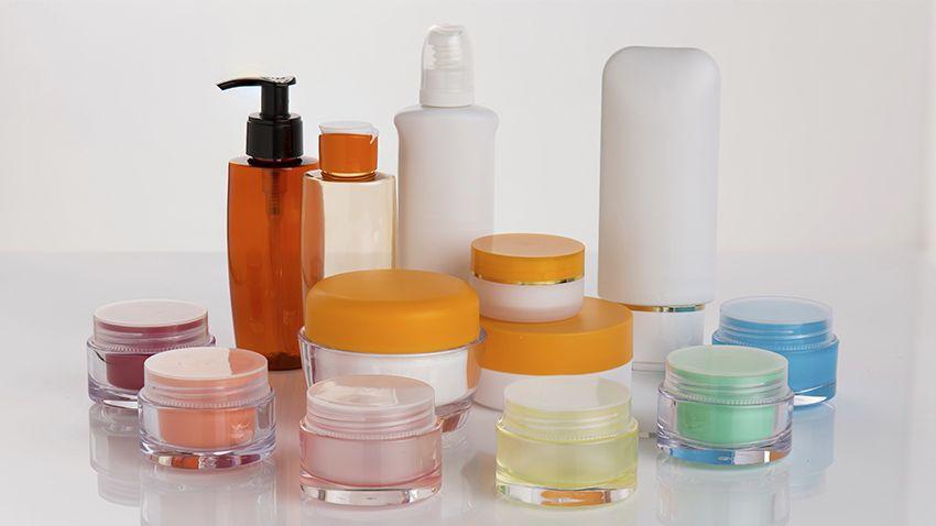 Envases plásticos para cosmética